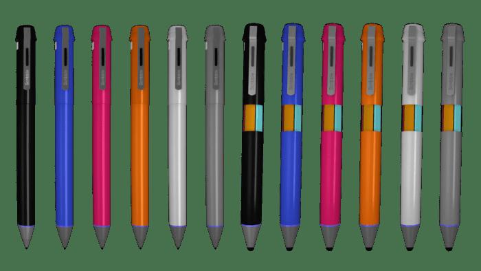scribble pen,