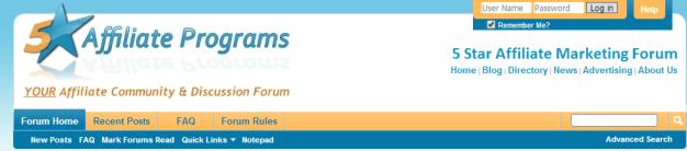 blogger forum