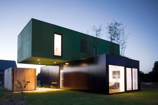 Characteristics of a modular homes planning with pros and cons - Downside of modular homes ...