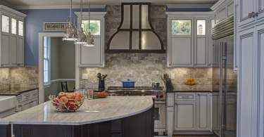 builder grade kitchen remodel,