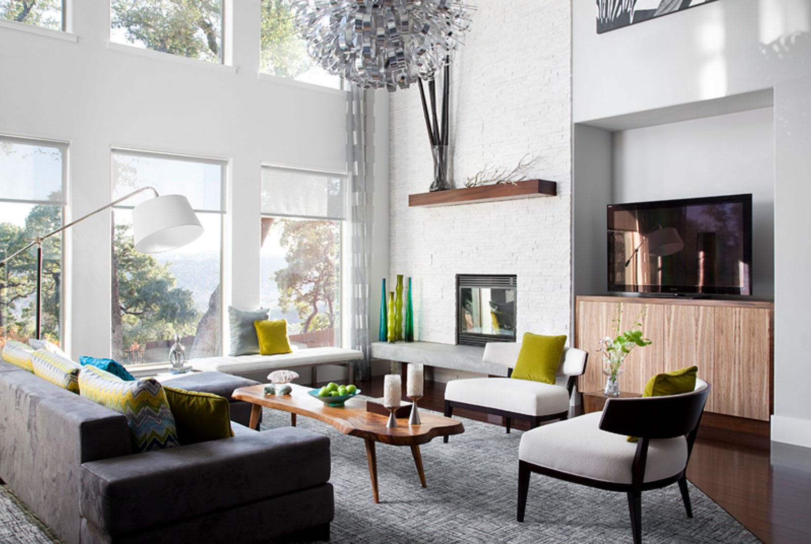 Interior Design Ideas with Psychological Point of View Home Decor