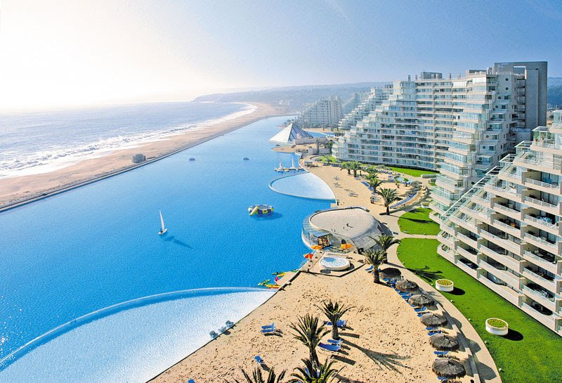 The Largest Swimming Pool in the World, Algarrobo, Chile2