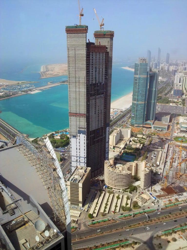 ADNOC Headquarters in Abu Dhabi, Tallest Building, tallest building in the world, tallest building in the world under construction, tallest building in the india, future tallest building in the world, tallest building in world under construction, upcoming tallest building in the world, thinnest building in the world,