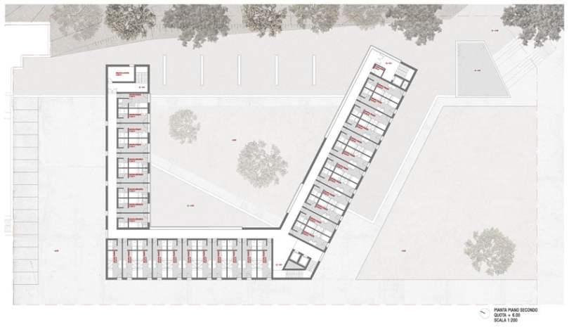 Award-Winning-Boarding-School-Design-by-AM3-Onto-Mount-Stelvio-in-Bozen,-Italy-(13)