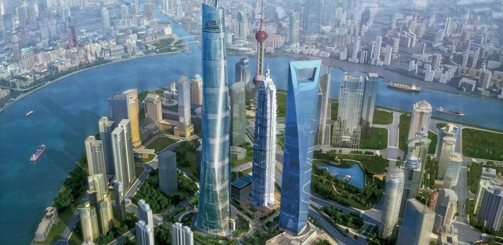 Tallest Building 2015,