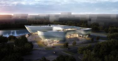 Urban Planning Exhibition Center,