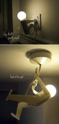 Creative Lighting Concepts of Lamps make my Interior ...