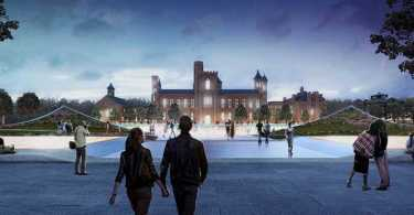 smithsonian campus master plan,