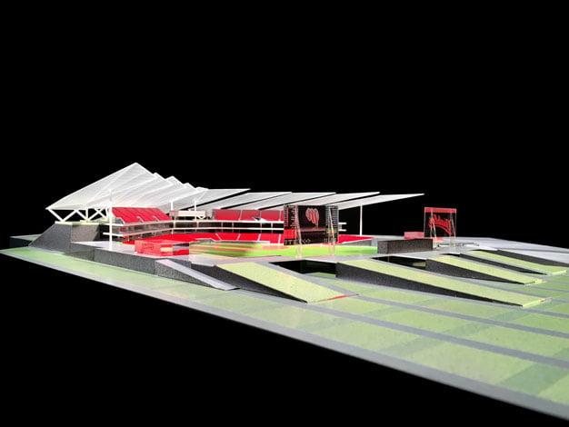 baseball stadium architecture,