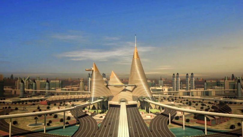 smart city,