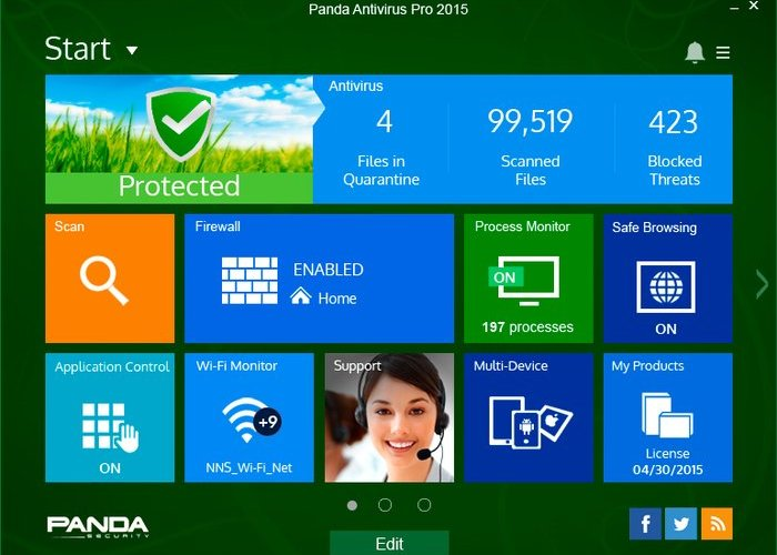 antivirus software,
