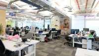 Facebook Mumbai Office Interior Design Photos and Detail