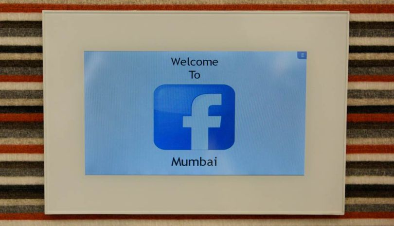 facebook mumbai office,