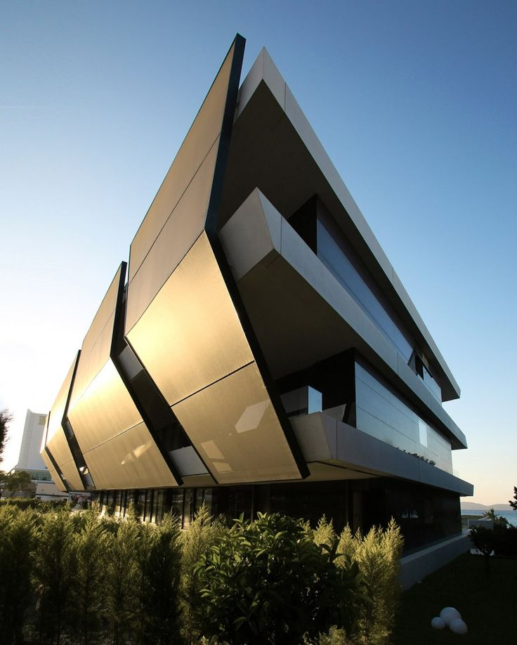 Modern Architecture Style,