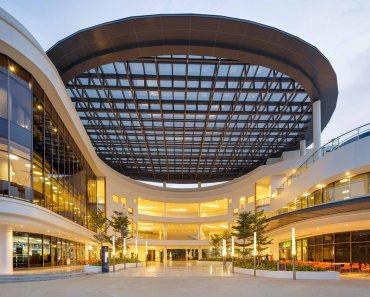 NUS Singapore, The Stephen Riady Center,