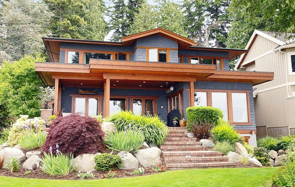 What is arts and crafts architectural style houses for Characteristics of craftsman style homes