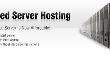 Dedicated Server Hosting,