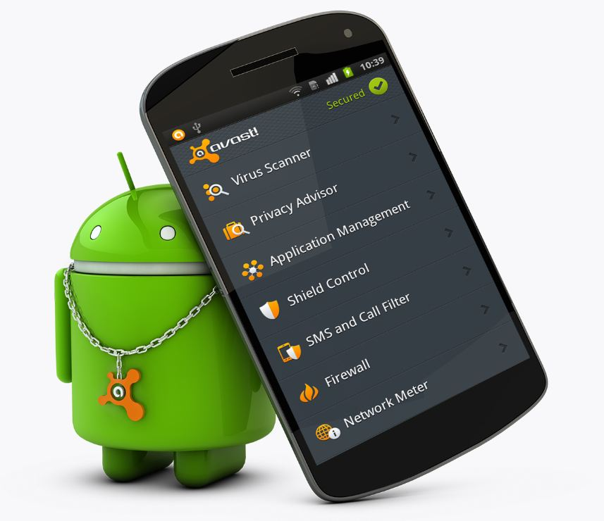 Mobile Security Apps Android