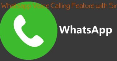 Activate Whatsapp Voice Calling,