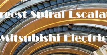 spiral escalator mitsubishi, Walking Escalator, Working of Escalator, How to Use Escalator, Elevators and Escalators, Escalator Mechanism, Escalator Design, Escalator Manufacturers, types of escalator, escalator parts, ,escalator pronunciation, escalator working, escalator video,