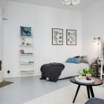 one room studio apartment design,