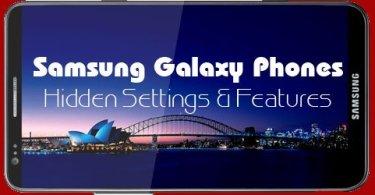 Samsung Galaxy Phones,