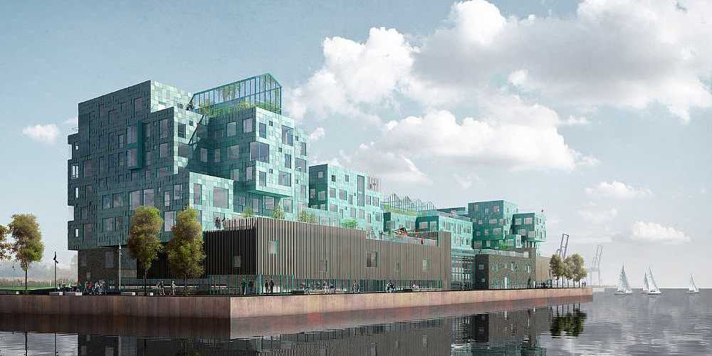unique solar facade design,
