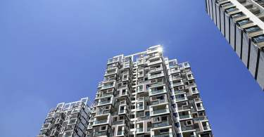 Cube housing, cloud cube housing,