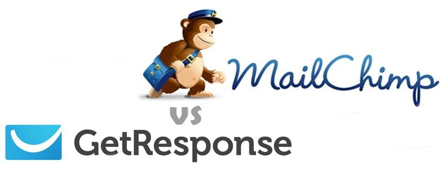 mailchimp vs getresponse,