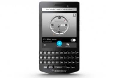 Blackberry Porsche Design P9983,