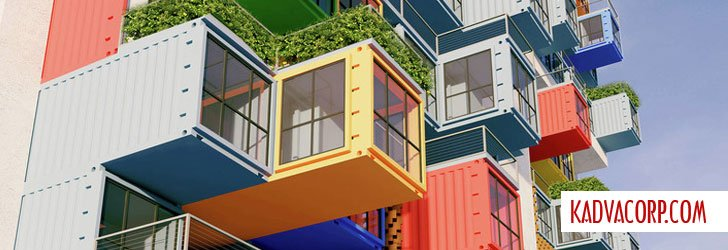 Shipping Container Homes,