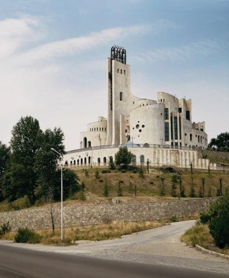 Examples Of Brutalist Architecture Palace of Ceremonies, Tbilisi, Georgia
