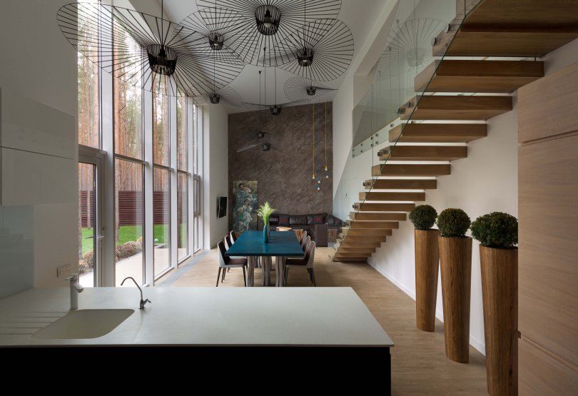 Forest House, home design ideas,