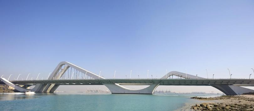 Sheikh Zayed Bridge Construction and Architecture by Zaha Hadid_ (7)