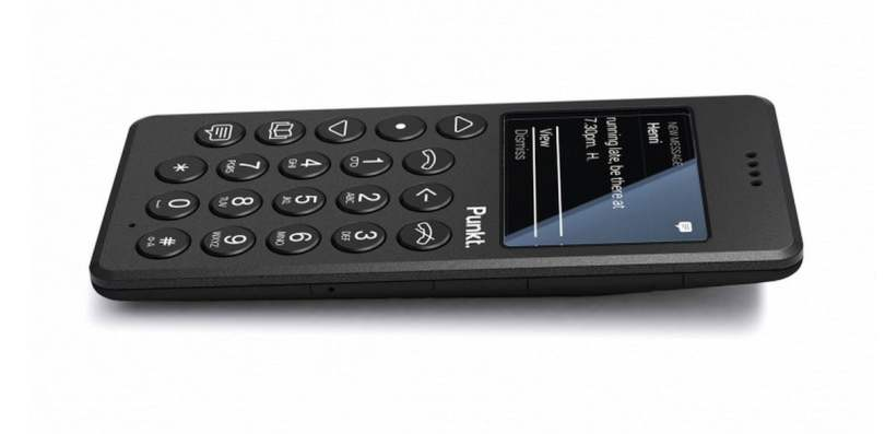 Punkt MP 01 Mobile Phone,