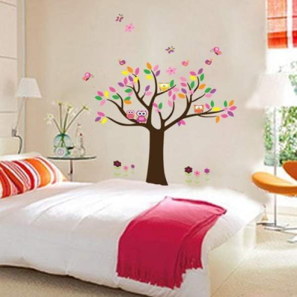 Wall Art Stickers Ideas