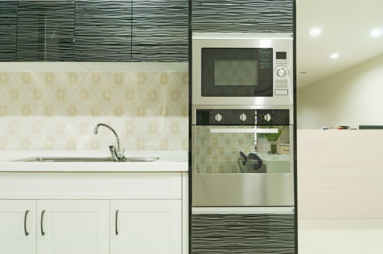 integrated kitchen cabinates with electronic kitchen wares, interior design trends, home design trends, interior trends, home trends catalog, home decor, family room trends, trend forecast, home decor trends, decorating trends, furniture trends, living room trends, interior design, home building trends, interior color trends, home interior design trends, bedroom trends, latest interior design trends for living rooms, home trends furniture, home trends outdoor furniture