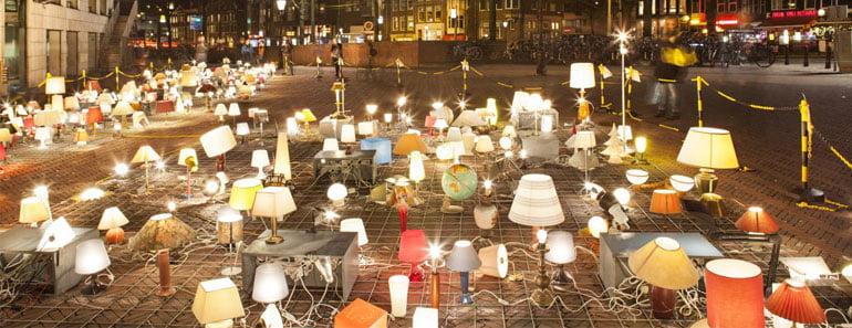 amsterdam light festival,