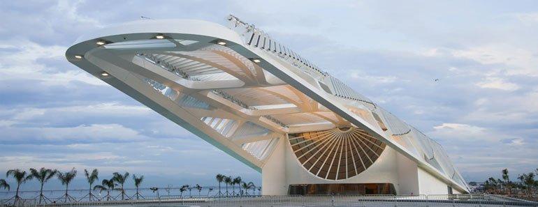 museum of tomorrow, museum architecture, museume design, contemporary museum, santiago calatrava, museu do amanhã,