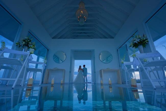 Afloat - Destination Wedding Venues Ideas in Maldives