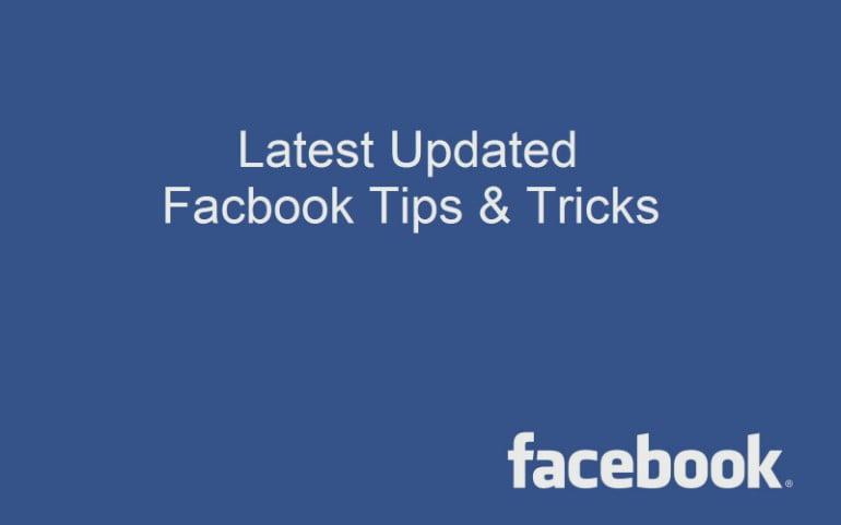 Facebook Tricks,