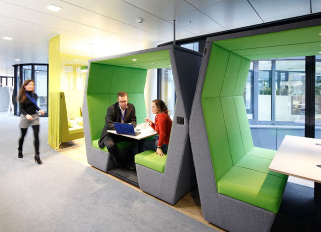 private booths designs