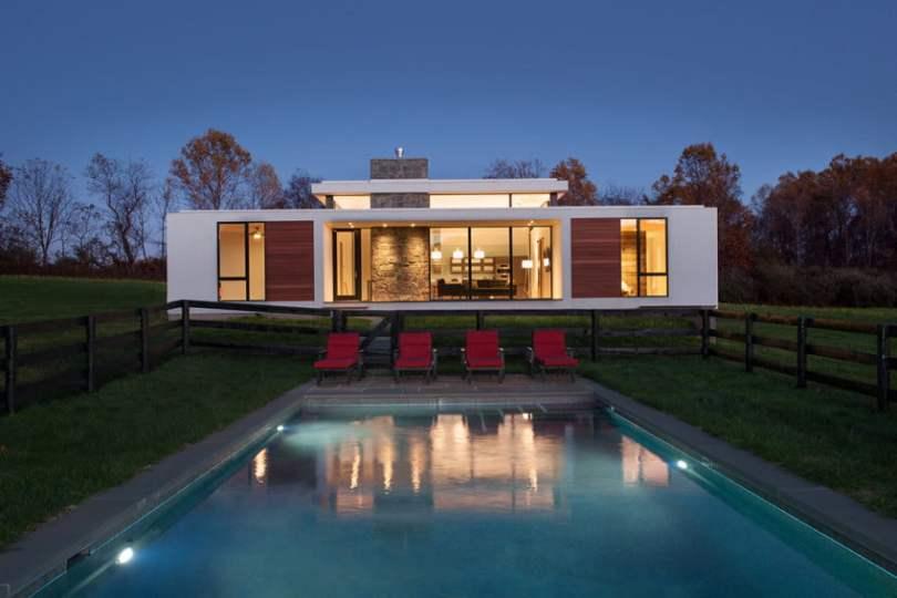 contemporary house design,