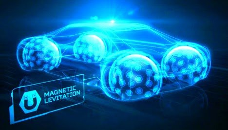 The Eagle 360 Goodyear Tires use Magnetic Levitation Technology in Driverless Vehicles (3)