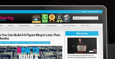 Authority WordPress Theme,