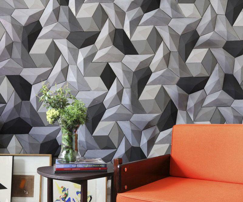 Synapsis Wall Tiles by Fernanda Marques Arquitetos Associados