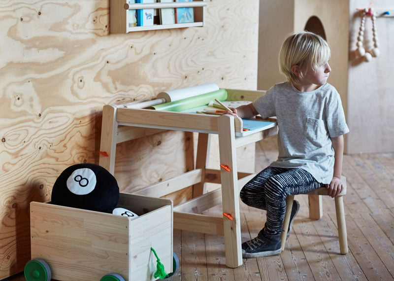 kids bedroom furniture sets for study by ikea