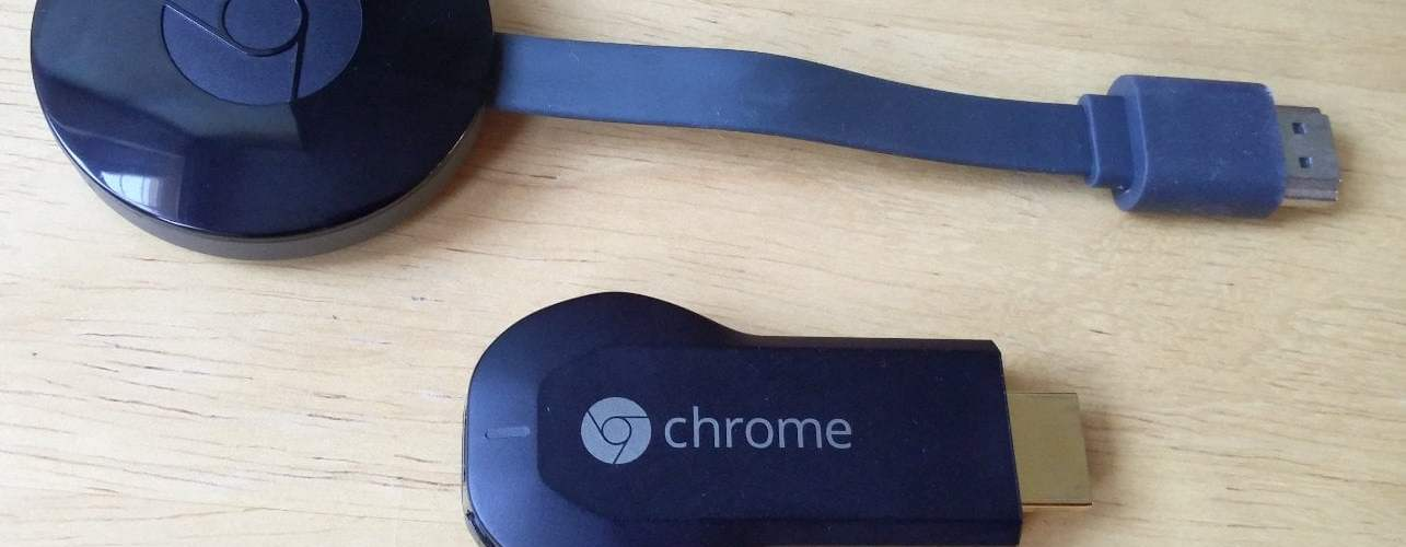 Google Chromecast vs,