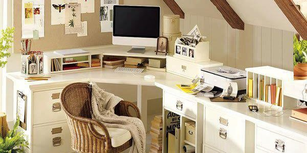 Best Home Office Design Ideas for Small Spaces,