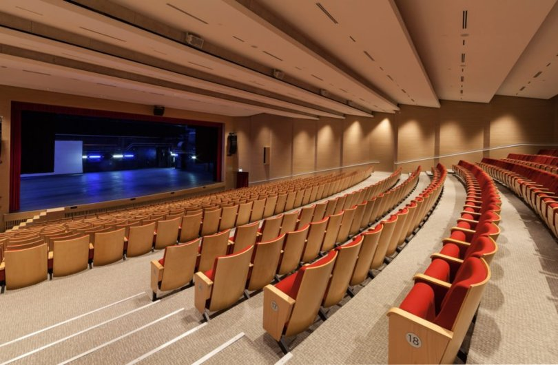 Modiin Theater building design and architecture kadvacorp (3)